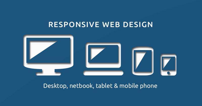 responsive design örnek tasarım