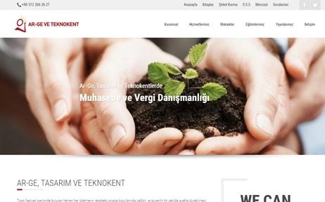 web tasarım, Arge ve Teknokent