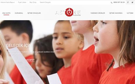 web tasarım, Astone