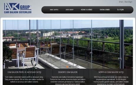 web tasarım, Avk Grup