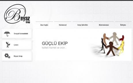web tasarım, Beyaz Grup