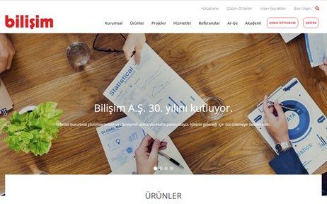 bilişim, web tasarım