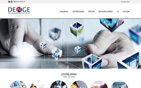web tasarım, Denge Grup