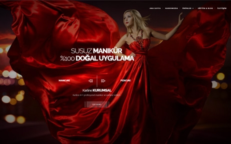 web tasarım, Karline