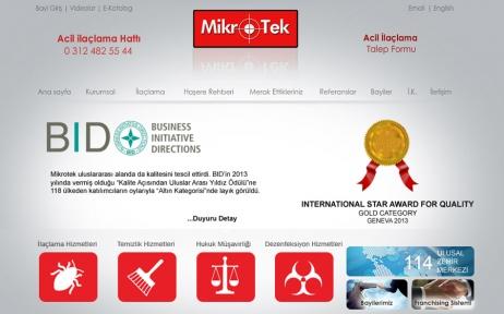web tasarım, Mikrotek Grup