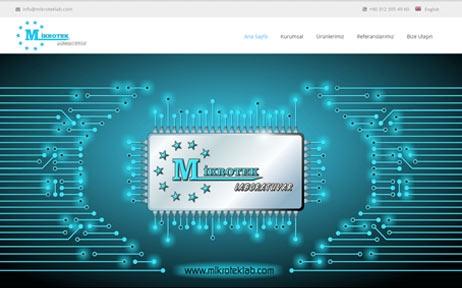 web tasarım, Mikrotek Lab