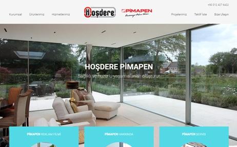 web tasarım, Pimapen