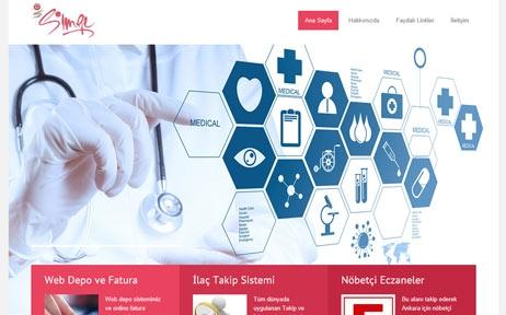 web tasarım, Simge Ecza